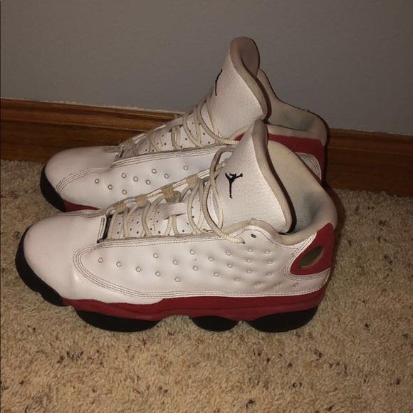 Jordan Shoes | Cherry Red 13s | Poshmark